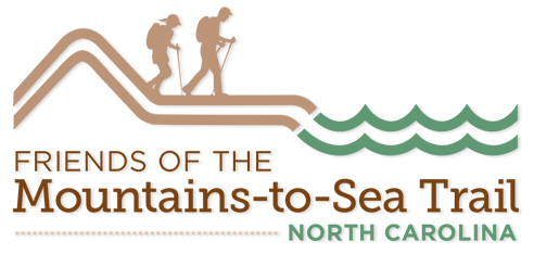 Mountains-to-Sea Trail Retina Logo