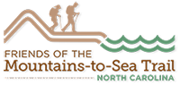 Mountains-to-Sea Trail Mobile Logo
