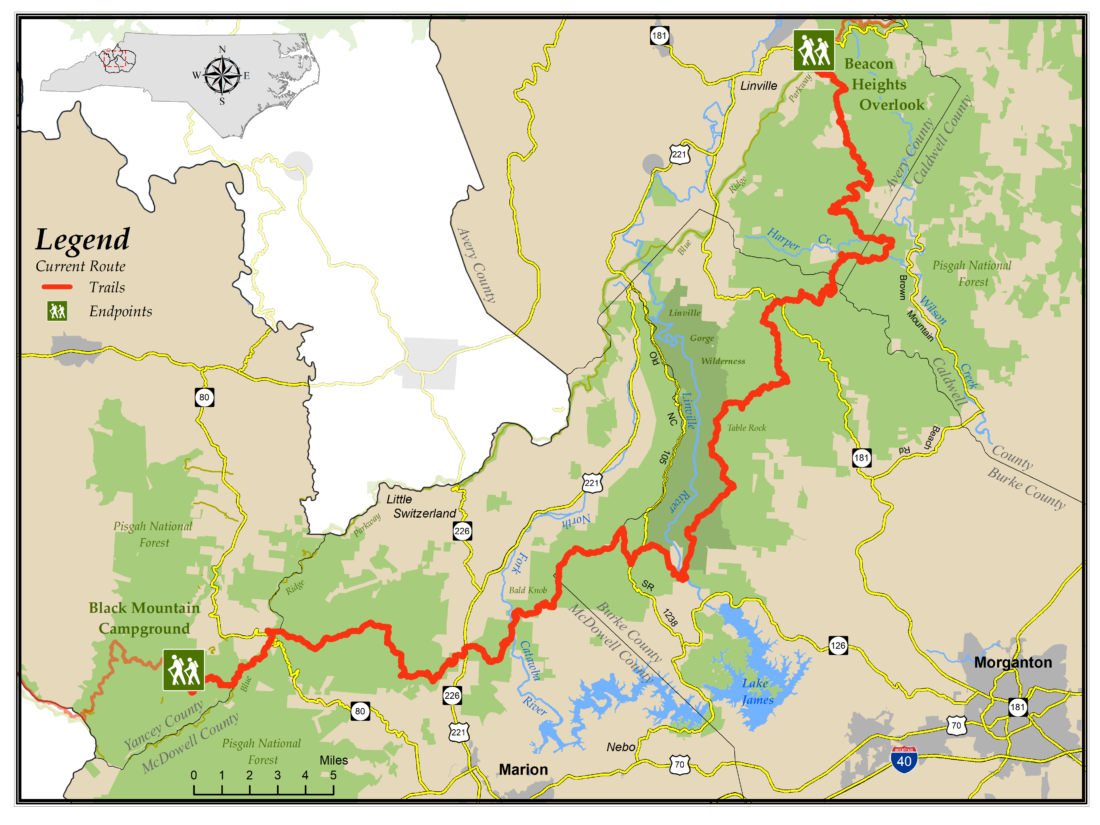 Segment 4 Map