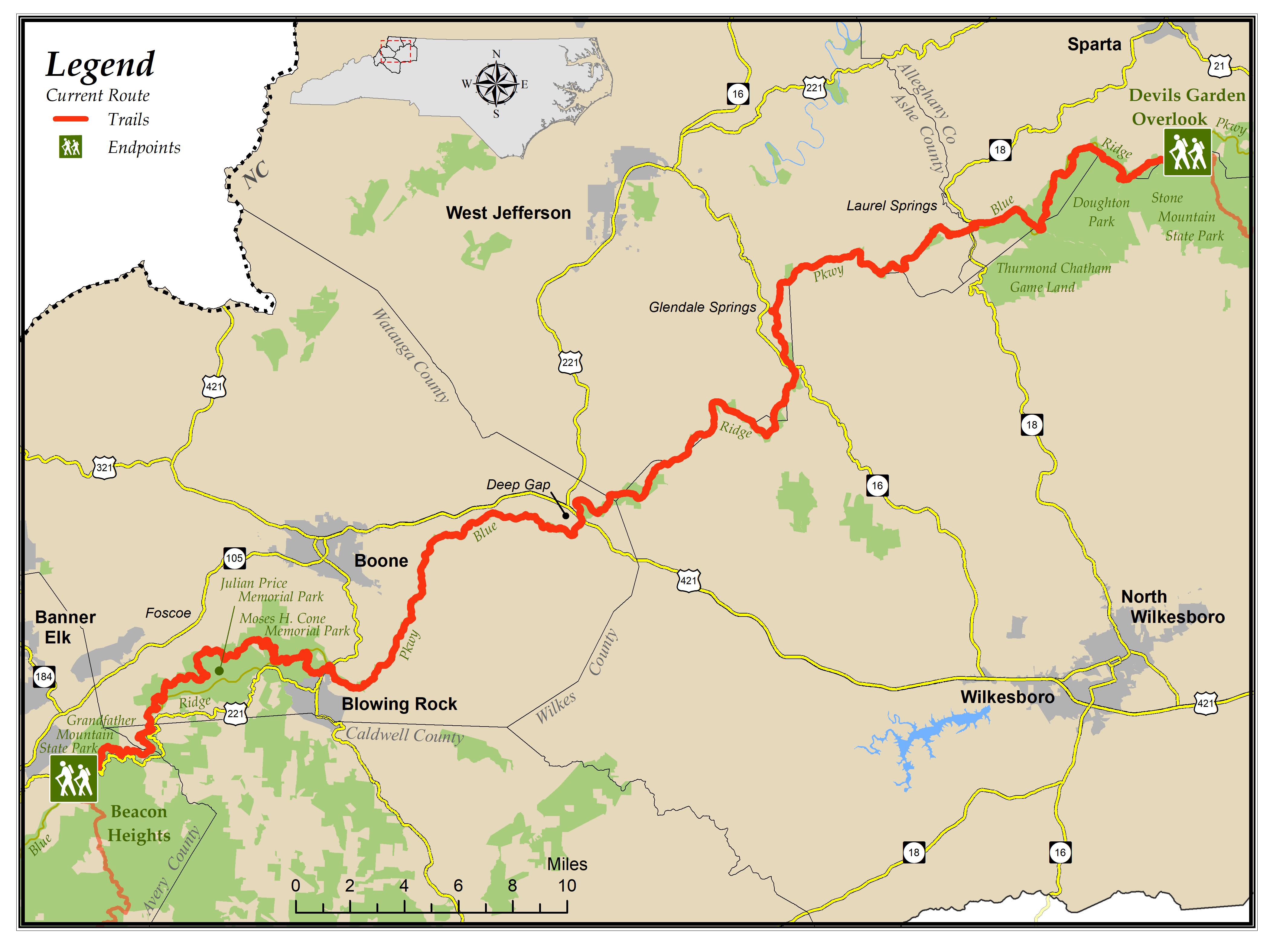 Segment 5 Map