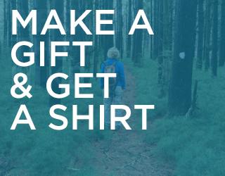 Make a Gift and Order a Shirt