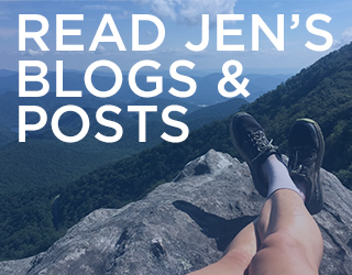 Read Jen's Blogs and Posts