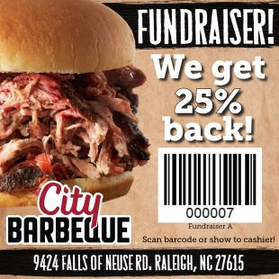 Eat BBQ to Raise Money for FMST @ City Barbeque | Raleigh | North Carolina | United States