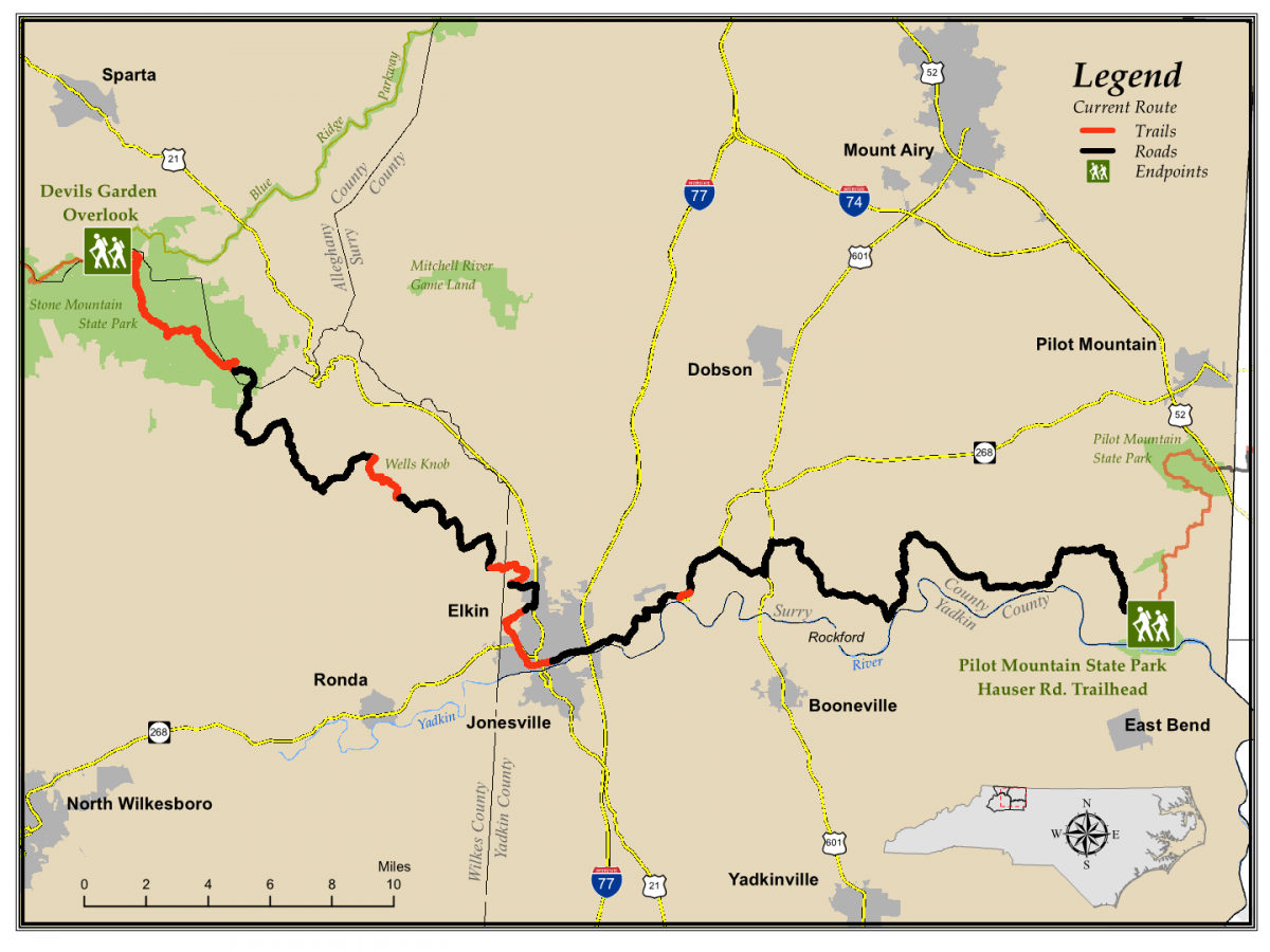 Segment 6 Map