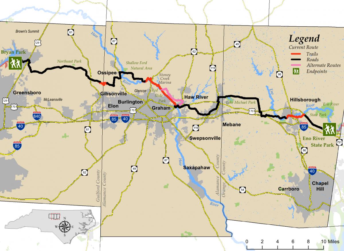 Segment 9 Map