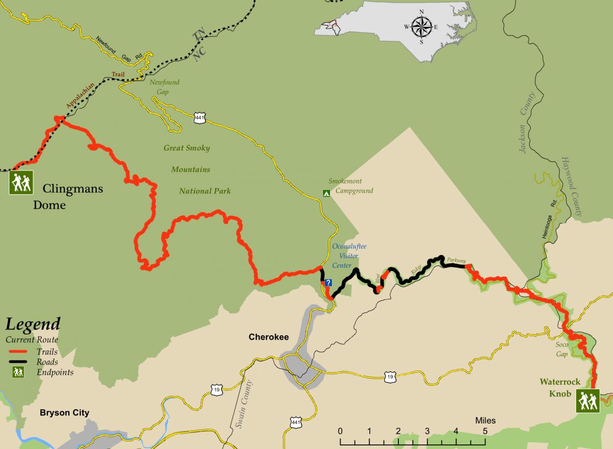 Segment 1 Map