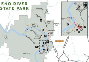 Annual Hillsborough to Durham Eno River Hike @ Eno River State Park