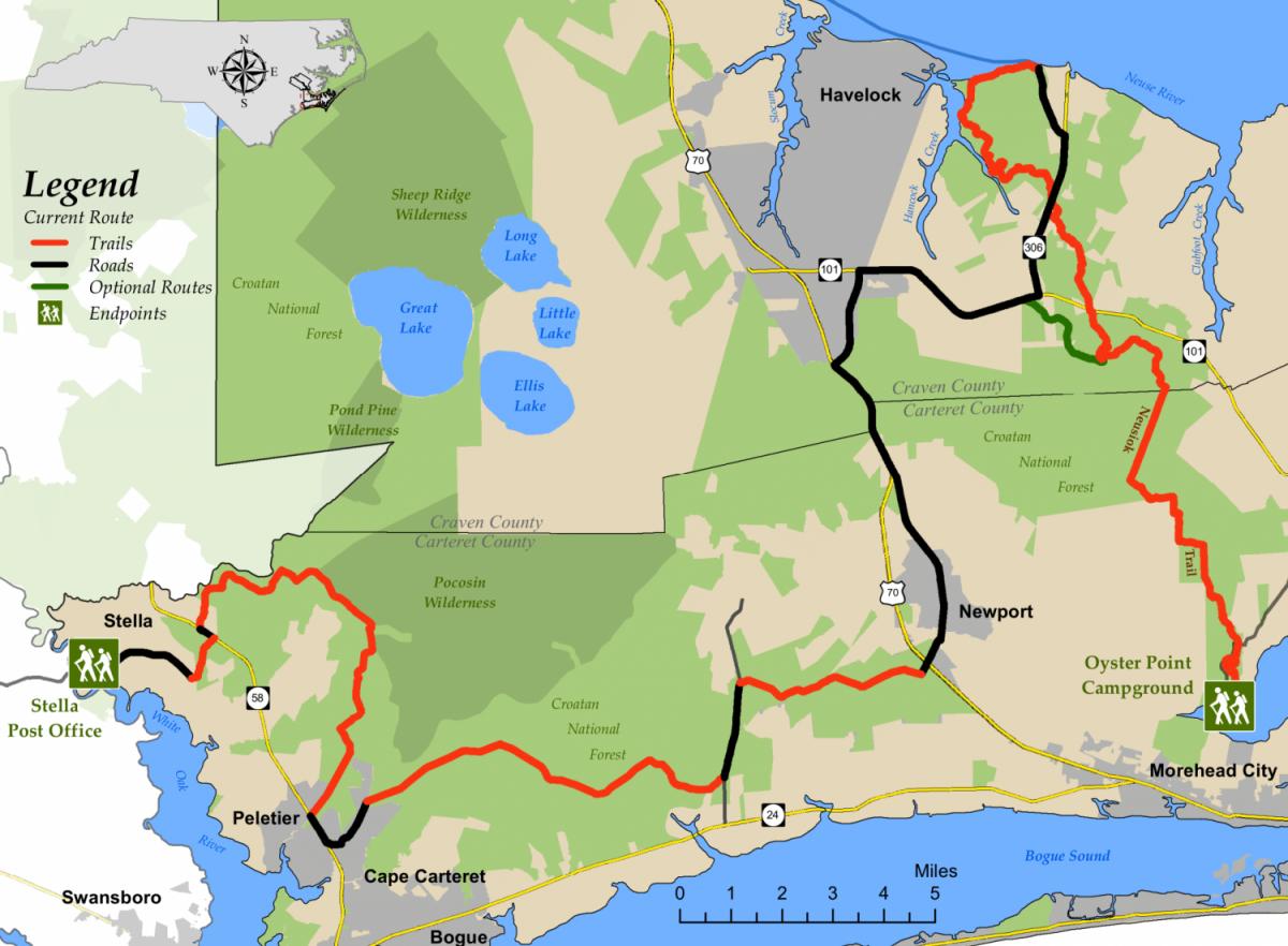 Segment 16 map