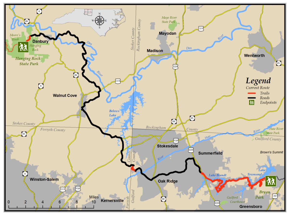Segment 8 Map